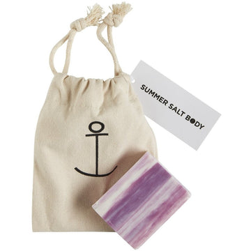 Summer Salt Body - Soap Bar - 100g - Lavender