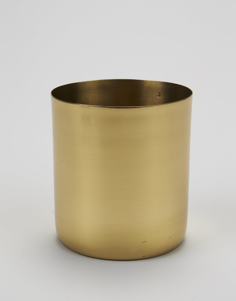 Atolyia - Brass Toothbrush Holder