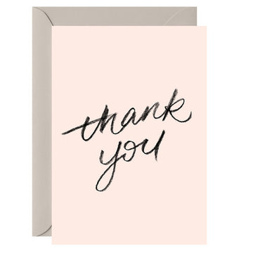 Galina Dixon - Thank you – Greeting Card