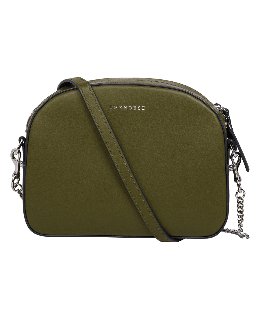 The Horse - Dome Bag - Olive