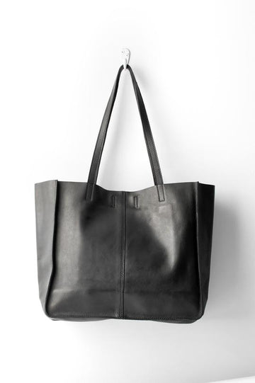 Juju & Co - Baby Unlined Tote - Black