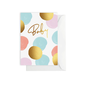 Elm Paper - Baby Dots Colour