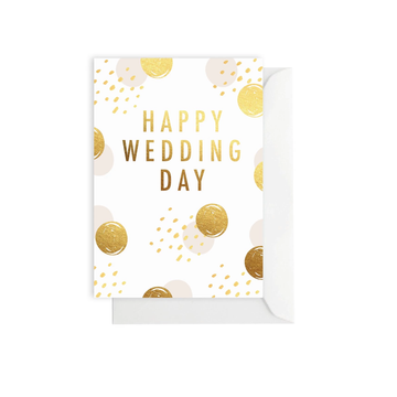 Elm Paper - HAPPY WEDDING DAY