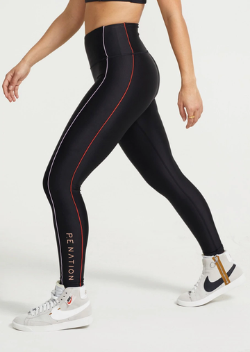PE Nation - Collison Legging - Black