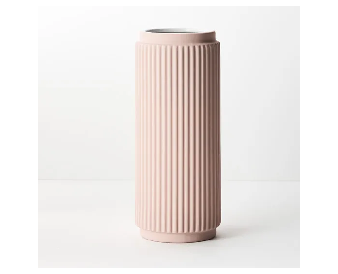 Floral Interiors - Vase Culotta - Light Pink