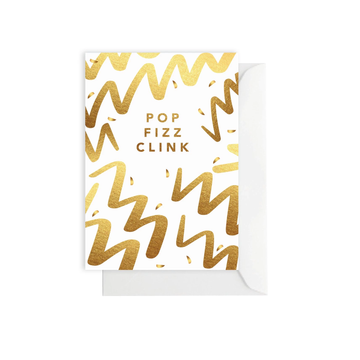 Elm Paper - POP FIZZ CLINK