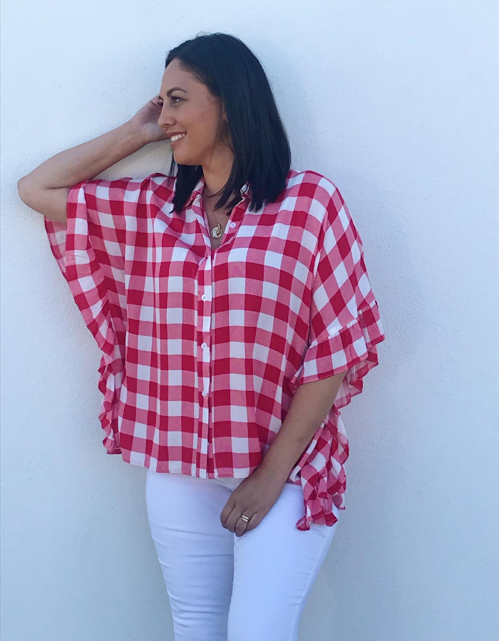 Caro the Label - SAVANNAH SHIRT - PICNIC
