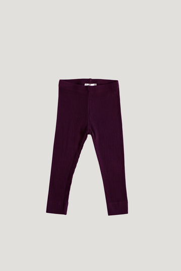 Jamie Kay - Cotton Modal Legging - Mulberry