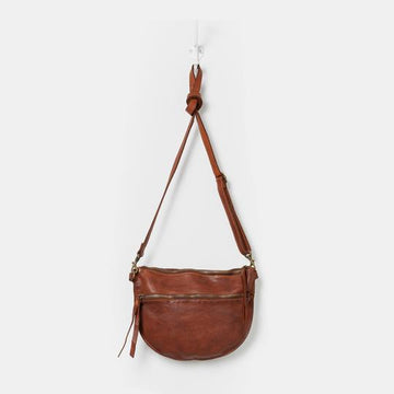 Juju & Co - Cognac Cairo Bag