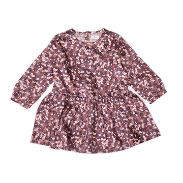 Burrow & Be - Lucy Dress - Flower Fields