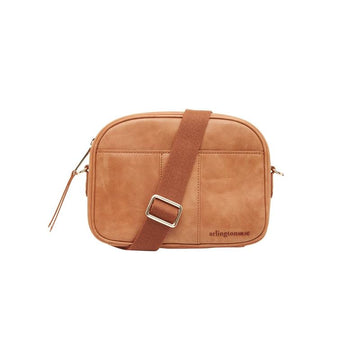 Arlington Milne - Zara Camera Bag - Vintage Tan