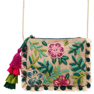 Canvas + Sasson - Bohemia Valley Clutch