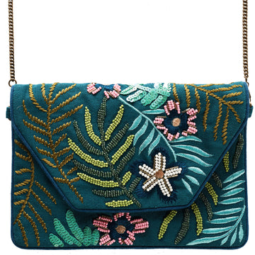 Canvas + Sasson - Bohemia Splendour Clutch