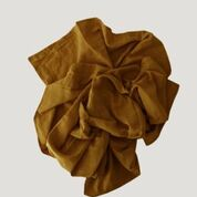 Jamie Kay - Cotton Muslin Wrap Blanket - Golden