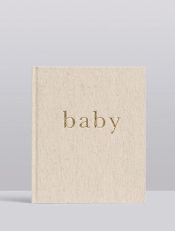 Write to Me - Baby - The First Year of You Baby Journal