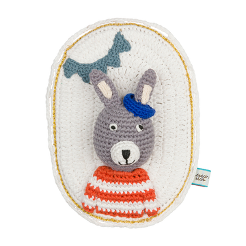Miann & Co - Brother Bunny Wall Hanging