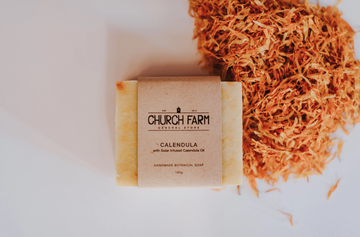 Church Farm - Handmade Soap - Calendula