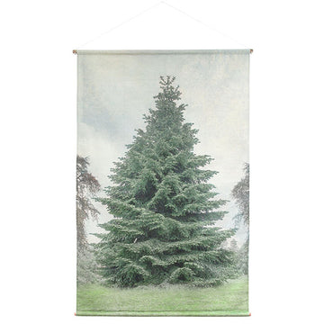HK Living - Christmas Tree Wall Chart - XL