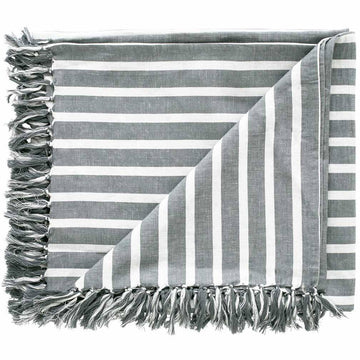 Eadie Lifestyle - Coitier Throw - Slate