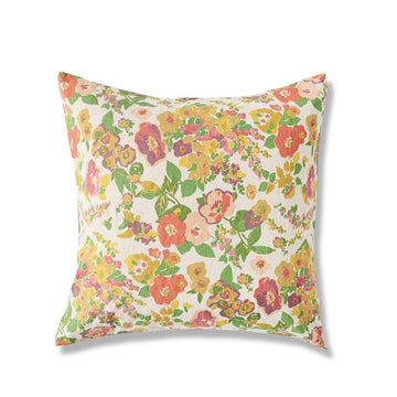 Society of Wanderers - Marianne Floral Pillowcase Euro