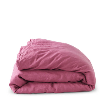 Society of Wanderers - Queen - Duvet Cover - Fuchsia