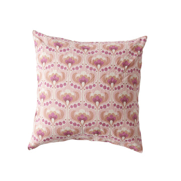 Society of Wanderers - Cushion with Insert - Kitty's Floral - 50x50cm