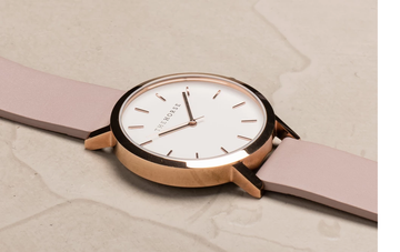 The Horse - The Mini Original: Polished Rose Gold / Blush