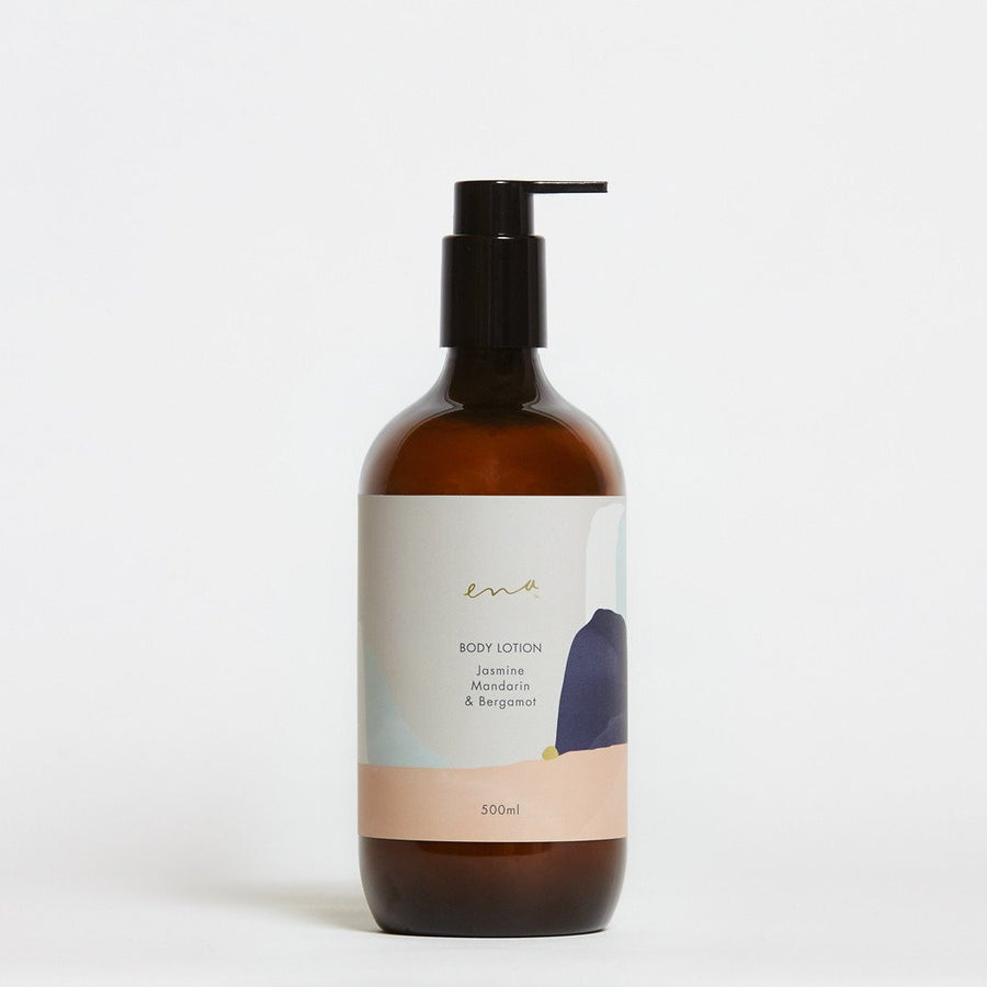 Ena Products - Body Lotion - Jasmine, Mandarin & Bergamot 500ml