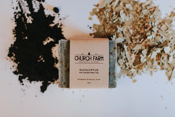 Church Farm - Handmade Soap - Eucalyptus