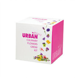 Steady Sticks - URBAN GREENS CULINARY FLOWERS GROW KIT