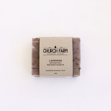 Church Farm - Handmade Soap - Lavender