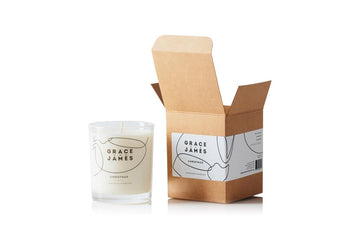 Grace & James - Christmas Mulled Spice Candle (40hrs)