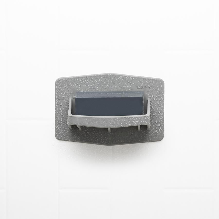 Tooletries - The Benjamin - Soap Holder - Grey