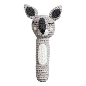 Miann & Co - Kangaroo Hand Rattle