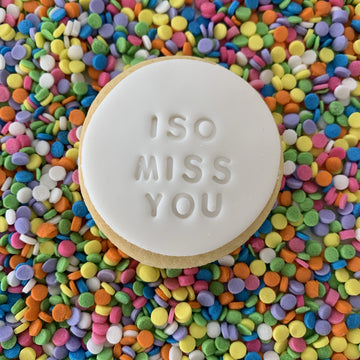 Sprinkle & Bake - I So Miss You Cylinder - Small