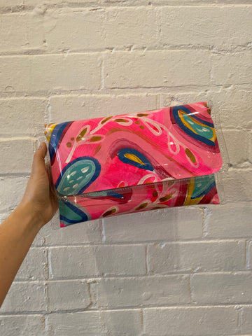Poppy Lane Designs -Large Clutch