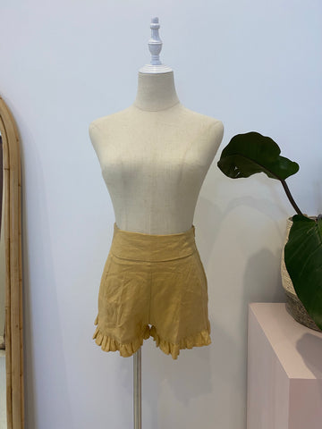 LJC Designs - IMI Shorts - Tan