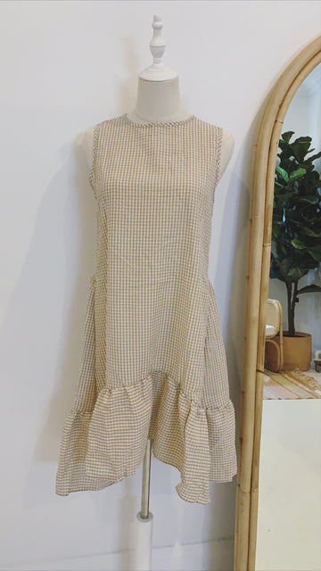 Amorini - Marie Dress - Beige