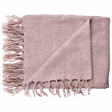 Eadie Lifestyle - Luca Throw - Musk
