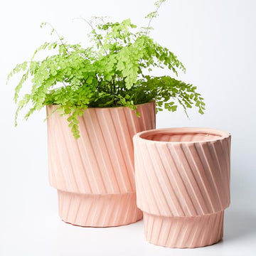 Jones & Co -    Moma Planter Set - Peach