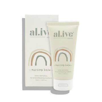 Alive Body - NURSING BALM - 100% NATURAL