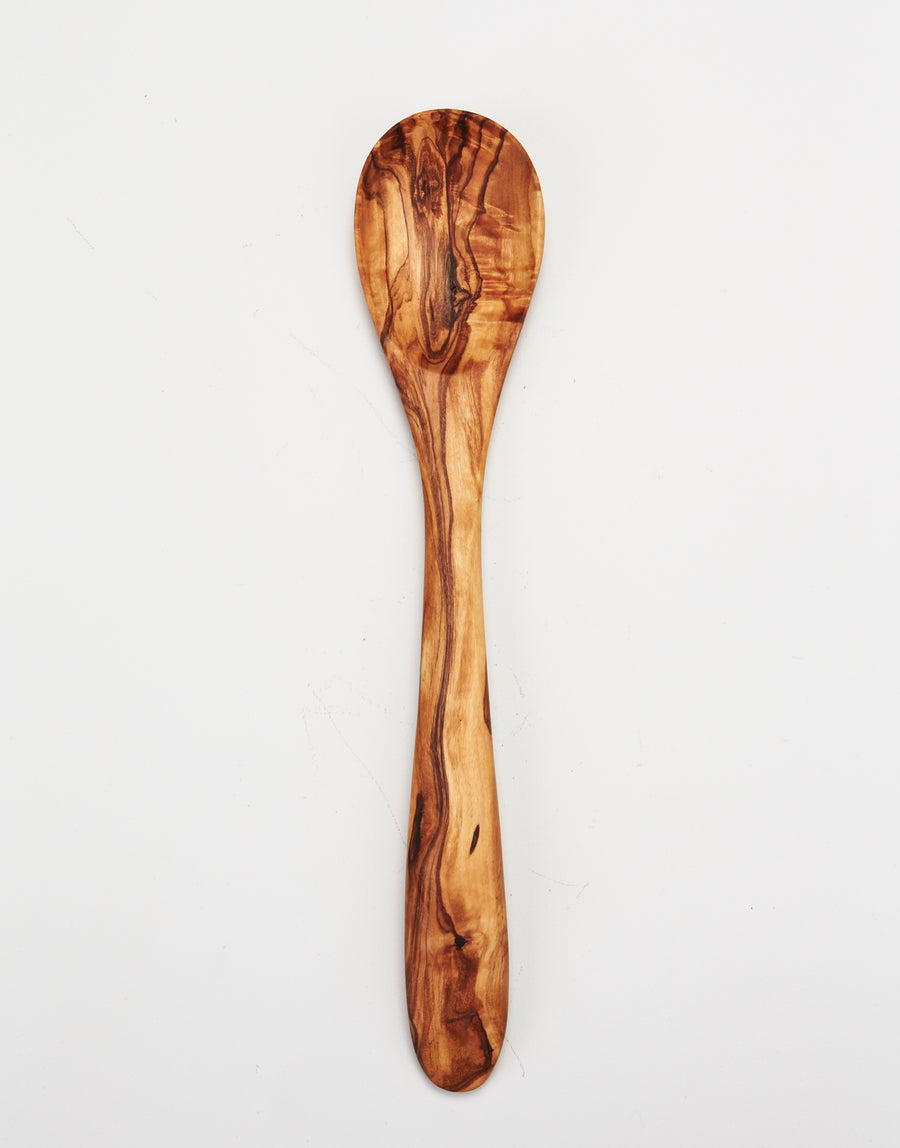 Atolyia - Olive Wooden Salad Servers - Sold as set