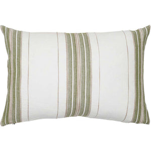 Eadie Lifestyle - Oxford Cushion 40x60cm - Sage