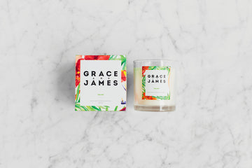 Grace & James Candles - Palms