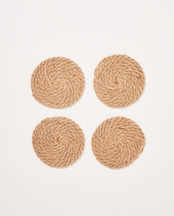 Papaya - MIRA COASTER - SET OF 4
