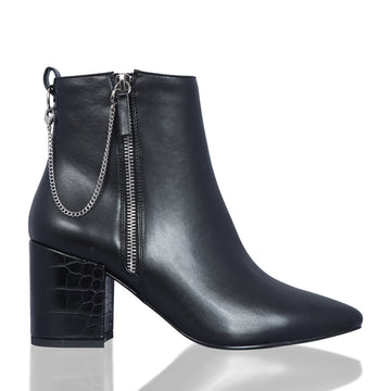 A:List Footwear - Roddick Boots - Black