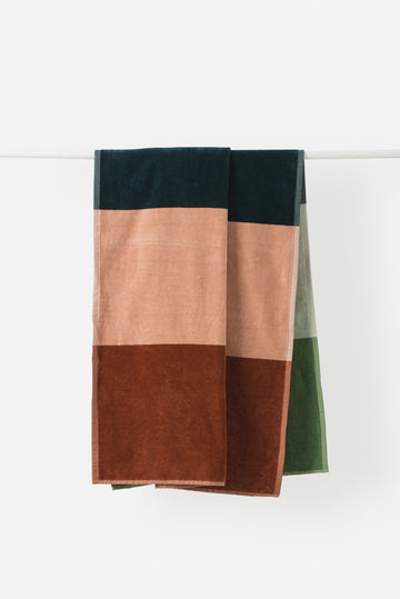 Citta - Horizon Beach Towel - Multi
