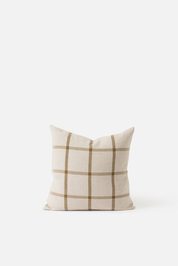 Citta - Bento Woven Cushion with Feather Insert