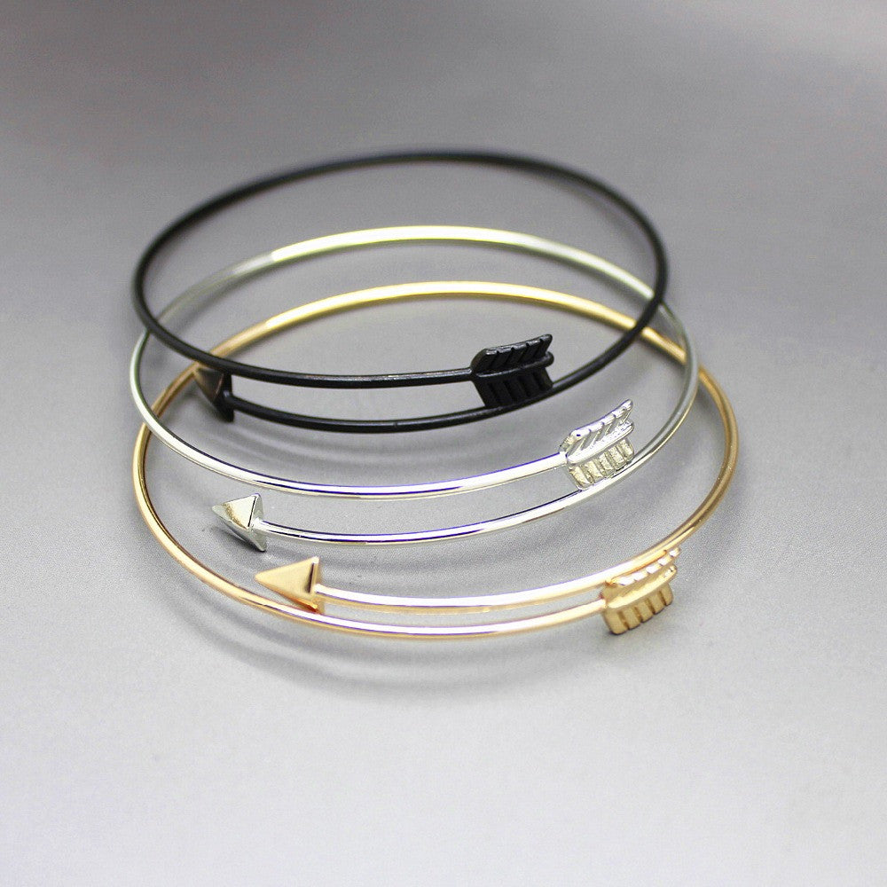bracelets bangle jewelry gold pearl lined four product bridesmaids and hugerect silver gifts bangles bracelet