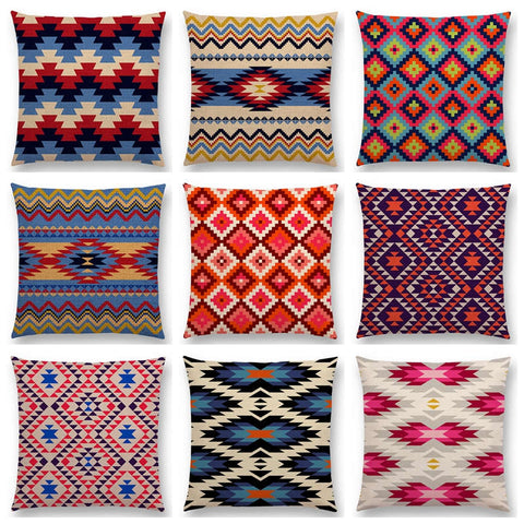 Thunder Bird Native American Pillow Covers BestofNative Enchanting Native American Decorative Pillows